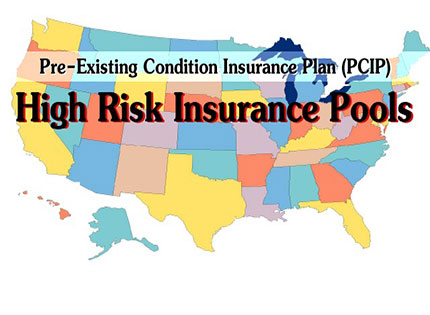 Pre-existing Condition Insurance Plan (PCIP) Extended